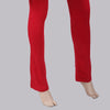 Women's Plain Bottom Flapper - Red