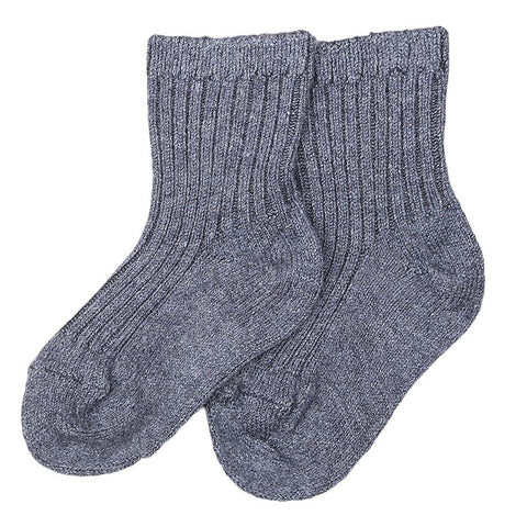 Kids Socks - Grey