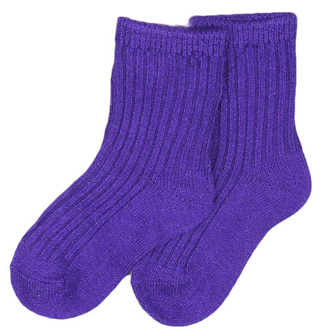 Kids Socks - Royal Blue