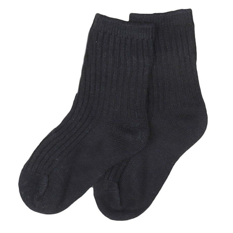 Kids Socks - Black