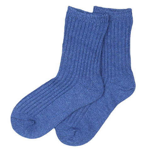 Kids Socks - Navy Blue