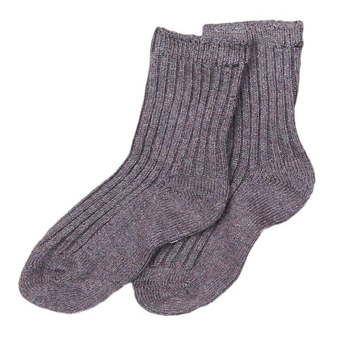 Kids Socks - Light Grey
