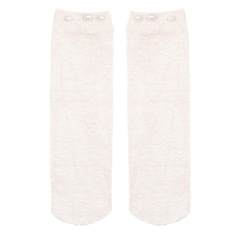 Women's Socks - Beige