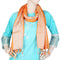 Women's Banarsi Scarve - Orange
