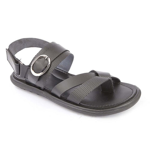 Men's Sandal (LS-2) - Black