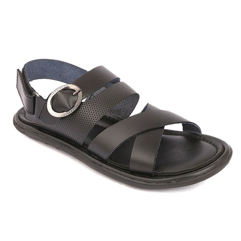 Men's Sandal (LS-4) - Black