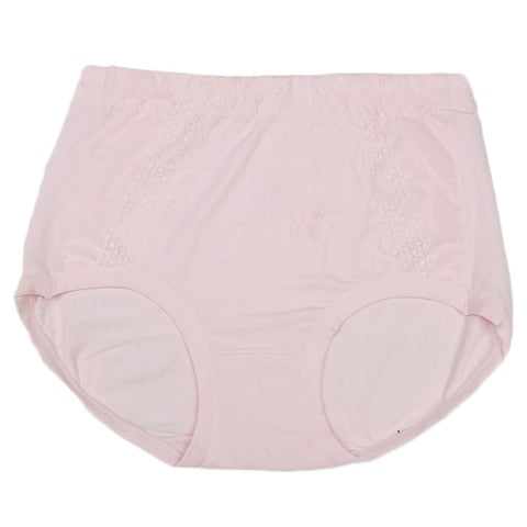 Women's Lace Panty - Light Pink - test-store-for-chase-value