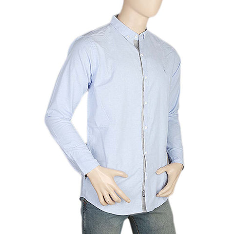 Men's Casual Shirt - Light Blue