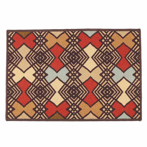 Printed Door Mat 19 x 29 - Multi