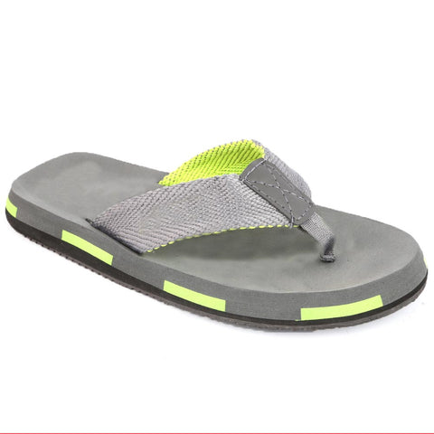 Men's Slippers (N-21) - Grey