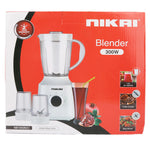 Nikai Blender (NB1900NA1) - White