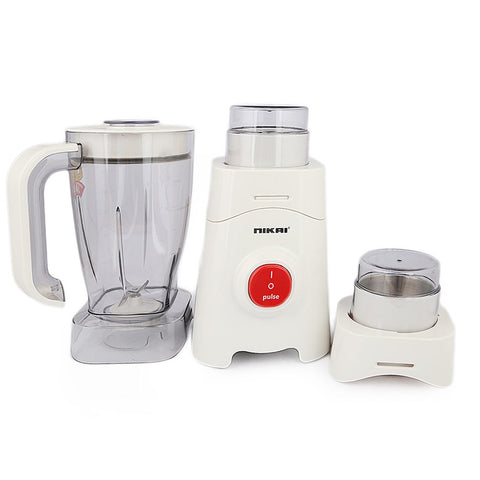 Nikai Blender 3 In 1 (NB4900A) - White