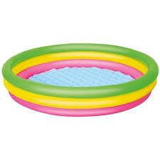 Bestway Summer Pool with 3 Rings with Inflatable Bottom 51103