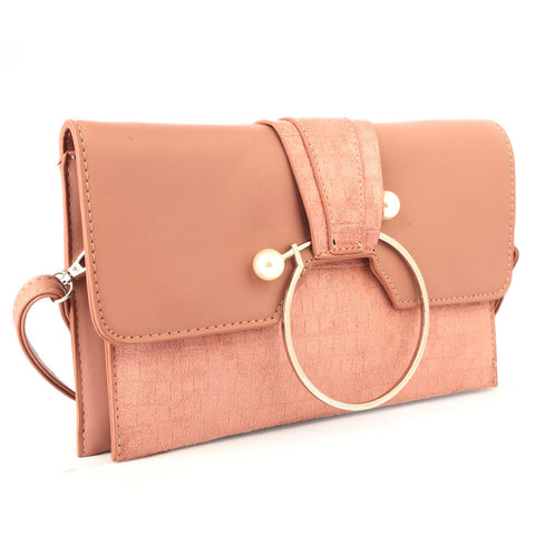 Ladies Clutch 68011 - Pink