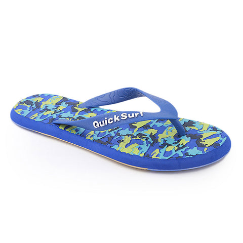 Quick Surf Men's Slippers QUI-2328 - Blue