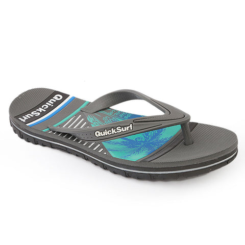 Quick Surf Men's Slippers QUI-2436 - Grey