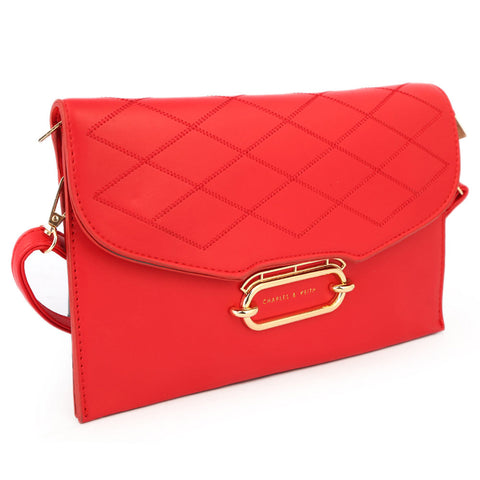 Women's Clutch 68008 - Red