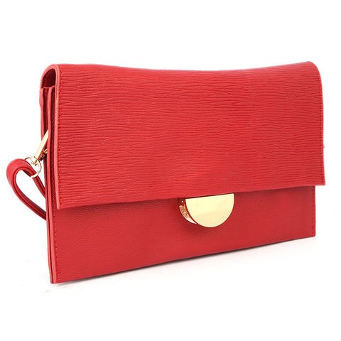 Women's Clutch A282 - Red
