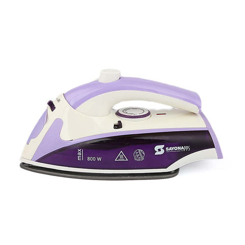 Sayona Travel Iron (SI-2243) - Purple