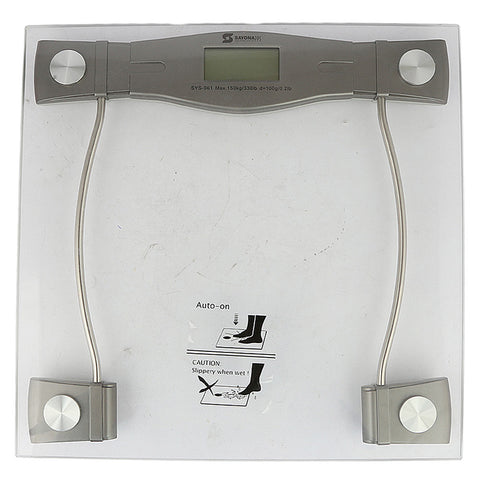 Sayona Digital Weight Scale (SYS-961) - White
