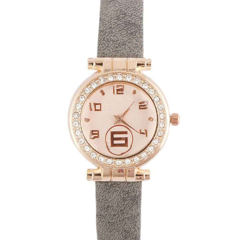 Women's Wrist Watch - Grey