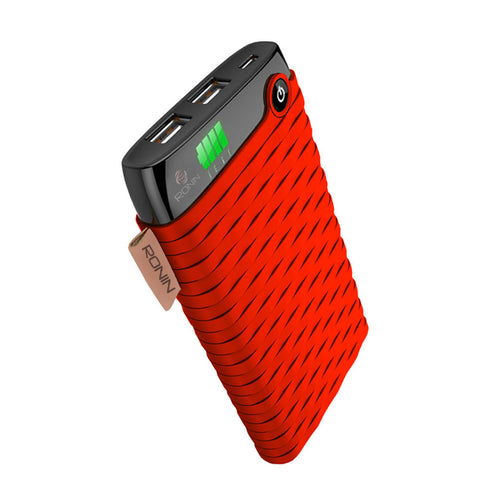 Ronin Power Bank 10000mAh (R-88) - Red