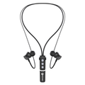 Ronin Wireless Necklace Earphones - Black
