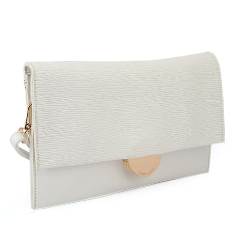 Women's Clutch A282 - White