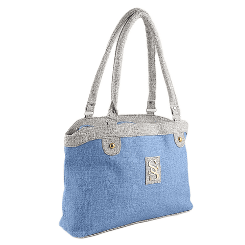 Women's Handbag - Blue - test-store-for-chase-value