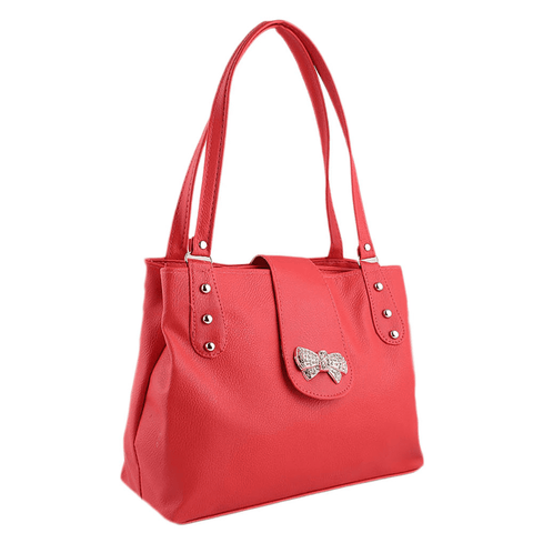 Women's Handbag - Red - test-store-for-chase-value