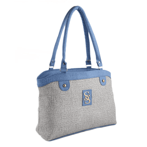 Women's Handbag - Grey - test-store-for-chase-value