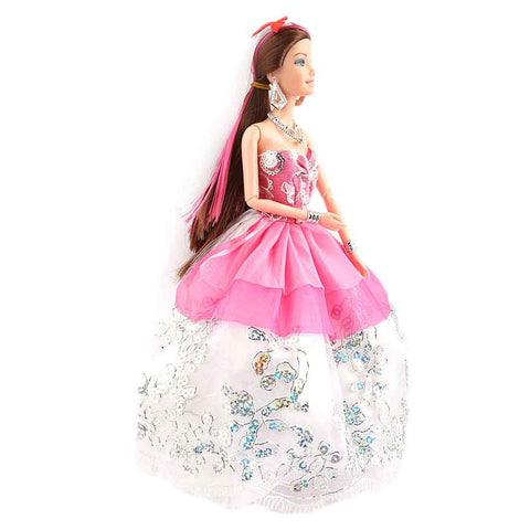 Princess Wedding Doll - Pink - test-store-for-chase-value