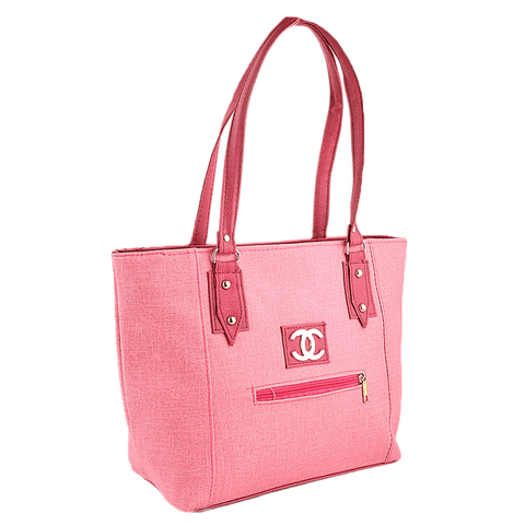 Women's Handbag - Peach - test-store-for-chase-value