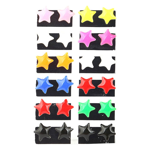 Girl's Ear Tops - Multi - test-store-for-chase-value