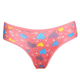 Women's 6 Pcs Panty (UA-941) - Multi