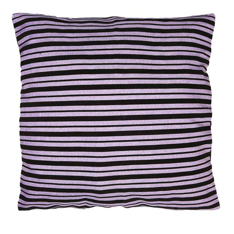 Floor Cushion Covers 2 Pcs Set - Purple