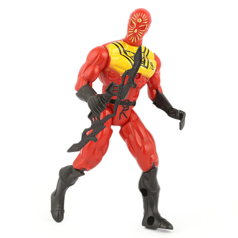 Vision Man Superhero - Red - test-store-for-chase-value