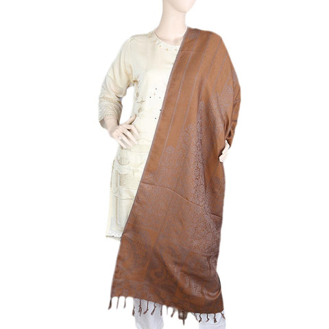 Women's Shawl - Brown