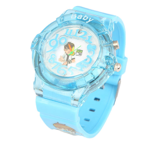 Kids Watch - Light Blue