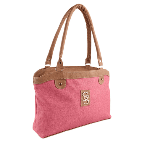 Women's Handbag - Pink - test-store-for-chase-value