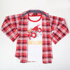 Boys Casual Shirt Full Sleeves - Red
