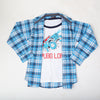 Boys Casual Shirt Full Sleeves - Blue