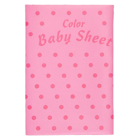 Newborn Plastic Sheet - Pink - test-store-for-chase-value