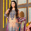 Mersana Printed & Embroidered Lawn 3 Pcs Un-Stitched Suit - AY1864-B