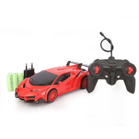Transformer Car For kid - Red