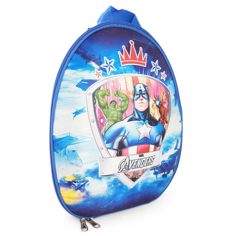 Kids School Bag (15A) - Royal Blue