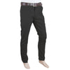 Men's Basic Cotton Pant - Black