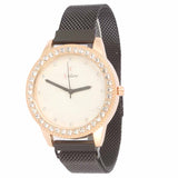 Women's Fancy Watch - Black