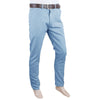 Men's Basic Cotton Pant - Blue