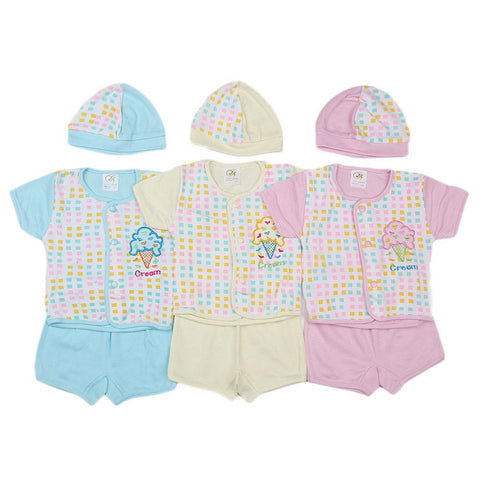 Newborn Gift Set Suits (6 Pcs) - Multi - test-store-for-chase-value